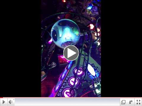 The Crystal Ball... - Jersey Jack Pinball