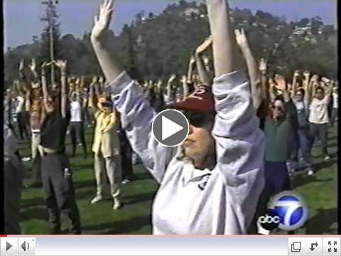 Shaolin of Lomita on Channel 7 World Tai Chi Day