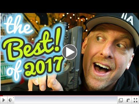 My FAVORITES & BEST Gear and Gun of 2017