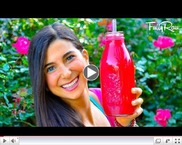 FullyRaw Juice for Clear Skin & Abundant Energy!