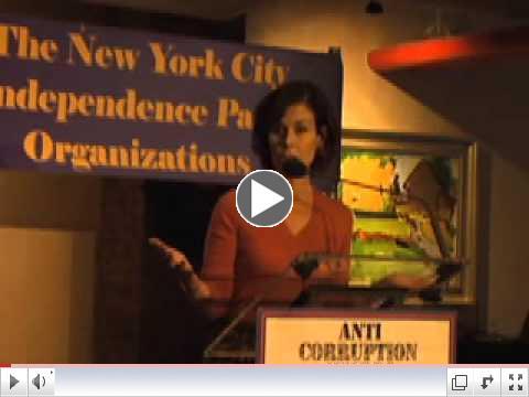 2013 IPNYC Anti Corruption Awards Part II