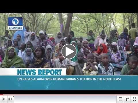 Dateline Abuja: N.East Humanitarian Crisis; One Of The Worst In Africa UNHCR Rep Pt.1