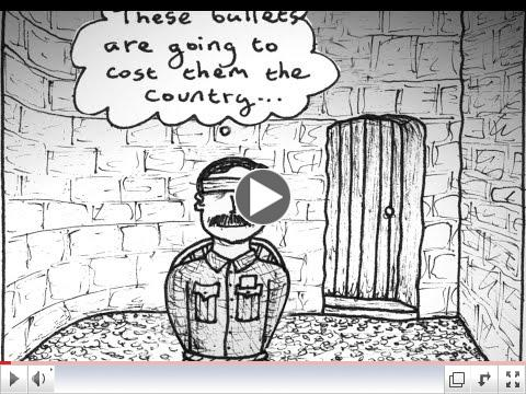 A Cartoon History of the 1916 Rising