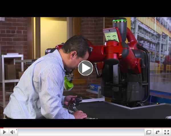 Baxter 2.0 Software from Rethink Robotics