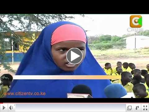Why Girls Drop-out in Tana River