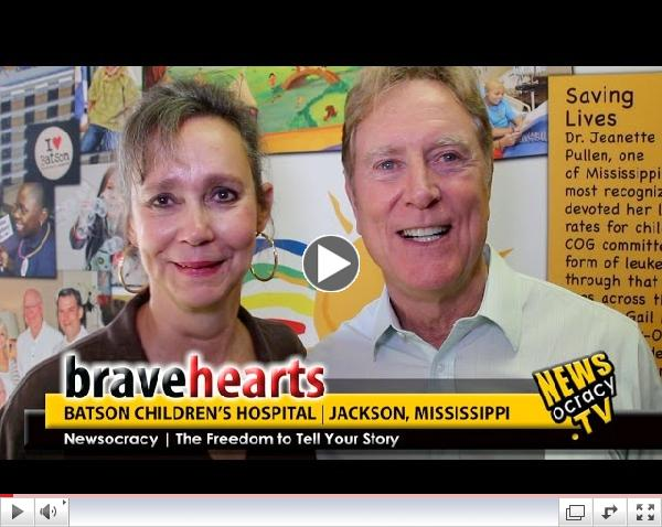 Braveheart Screenwriter, Sweet Potato Queen Unite to Help Mississippi Kids