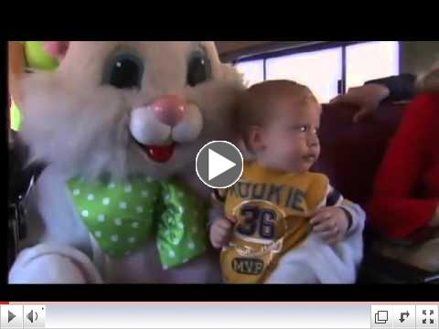 The Easter                                                         Bunny Train Ride                                                         and Easter Egg                                                         Hunt                                                         Phillipsburg NJ