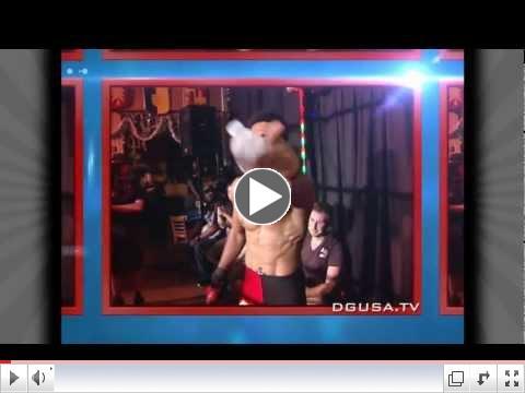 DGUSA Heat DVD Trailer - Elimination Trios Triangle & Death Matches