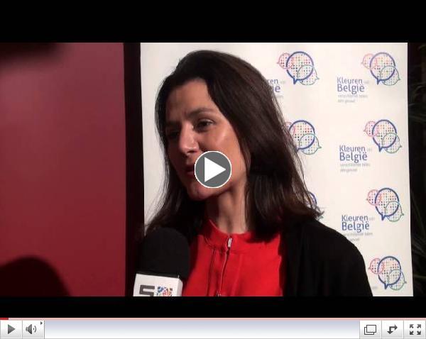 Reportage Nahima Lanjri Kleuren van Belgie 2013
