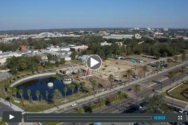 Watch 220 Riverside in Jacksonville FL come to life! (Nov. 2013)
