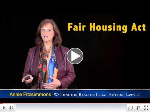 Fair Housing Act: Protected Classes