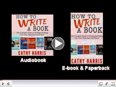 Sample Audiobook - How To Write A Book by Cathy Harris