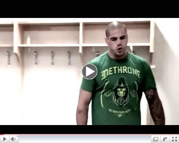 New James McSweeney GPG Warrior Island Tryout Video for Global Proving Ground