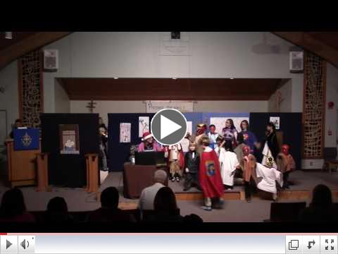 Christmas Pageant 2016 - Everyone's Christmas Story