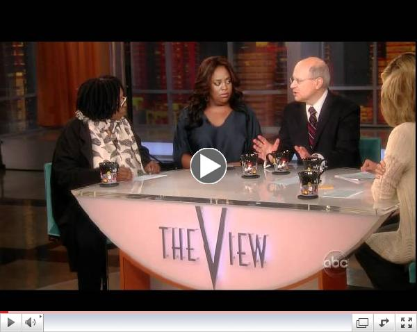 Dr. Larry Norton on Breast Cancer! - The View