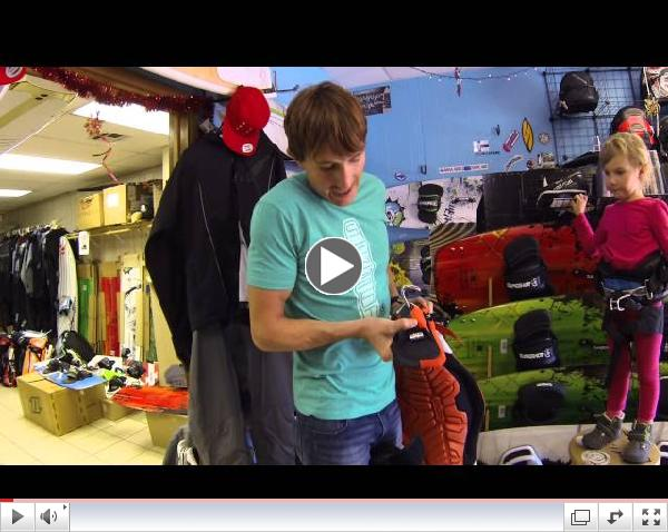 Ion Apex Harness review by Houston Kiteboarding