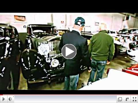 Peter Kumar Owner of Gullwing Motor Cars show on Chassing Classic Cars