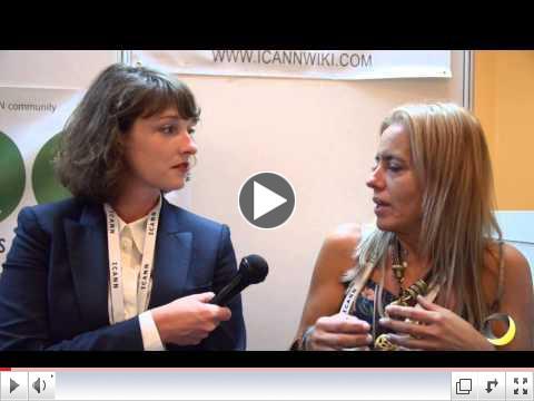 Dyn Video Blog: ICANN 52 Singapore - Ana Neves