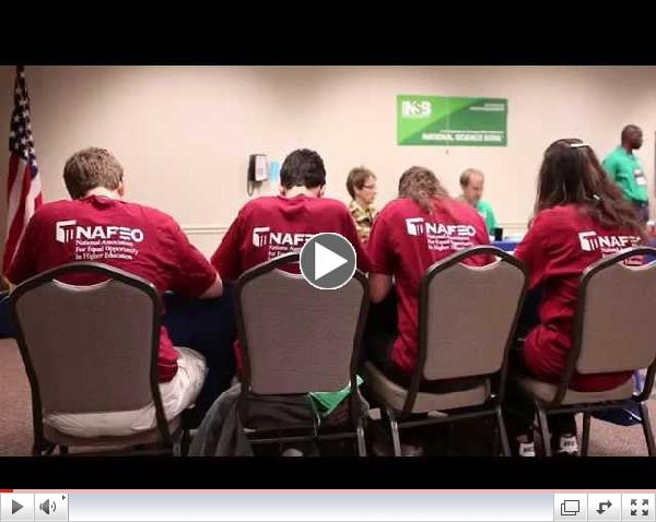 Future STEM Leaders Prepare for the National Science Bowl