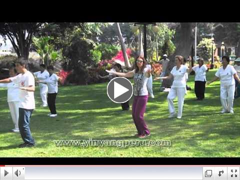 Dia Mundial del Taichi 2011 - Parque Reducto Miraflores - LIMA-PERU