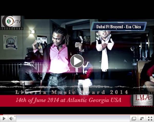 Liberia Music Award Nominees 2014