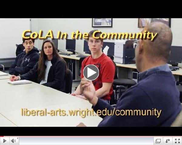 College of Liberal Arts in the Community