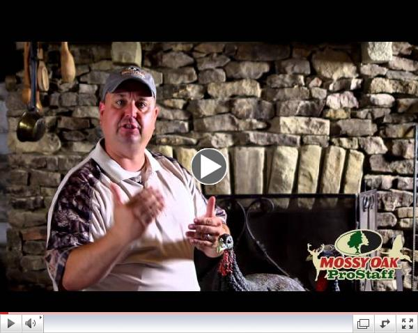 Mossy Oak Pro-Staff Turkey Decoy Tips