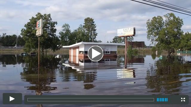 North Carolina Flood Update 2016