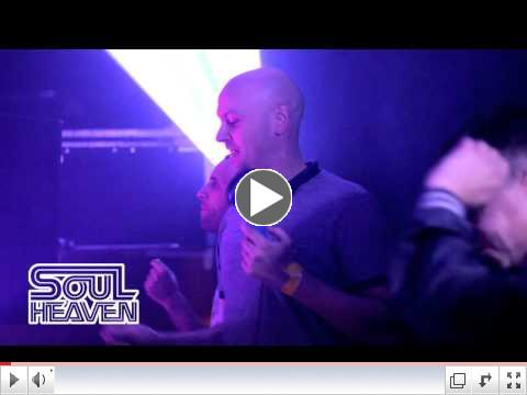SOUL HEAVEN with KENNY DOPE / DJ SPEN / ROCCO / ATJAZZ @ PULSE LONDON - 26/11/11