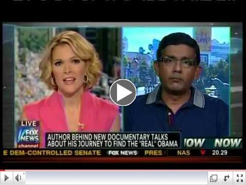 Dinesh D'Souza discusses 'Obama's America 2016'