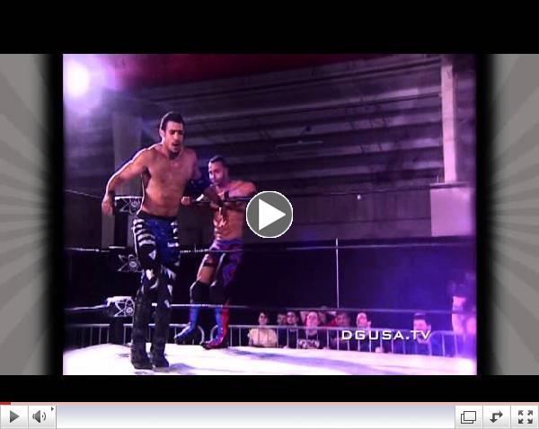 EVOLVE 13 DVD Trailer - El Generico vs. Sami Callihan In A Classic!
