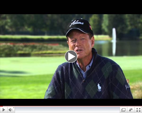 Tom Watson Lessons of a Lifetime II Golf Instruction DVD - Intro