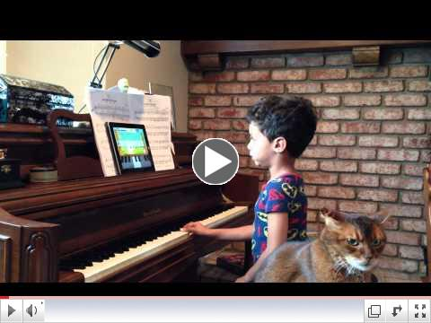 Video Aug 29 Piano Maestro Nathan