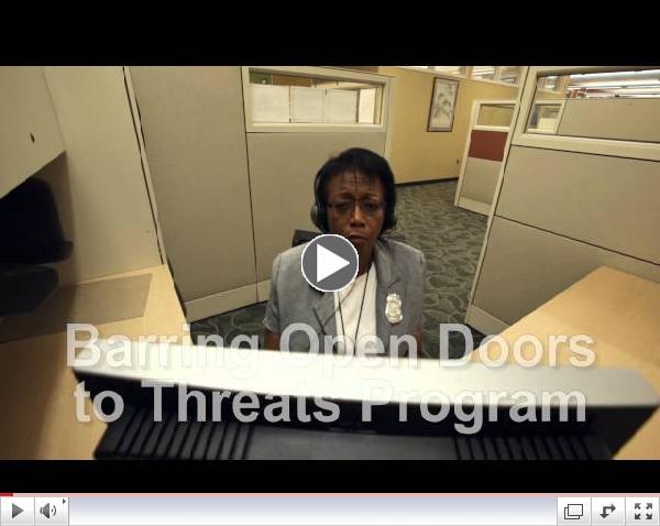 Commonwealth of Virginia - Barring Open Doors to Threats