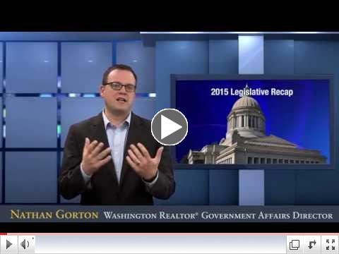 2015 Legislative Recap
