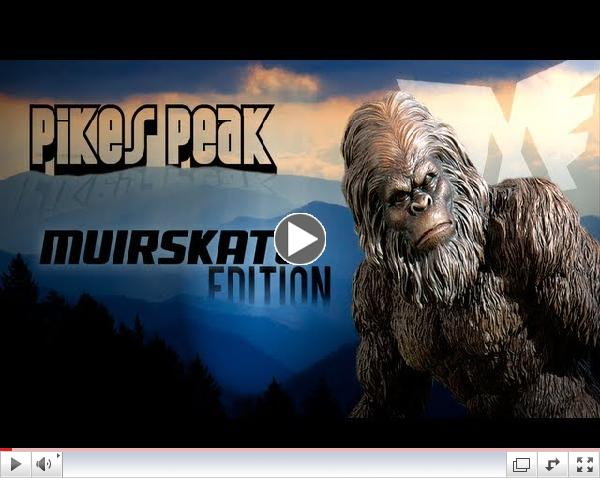 Pikes Peak | MuirSkate Longboard Shop