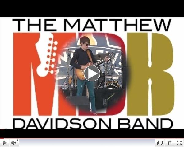 Matthew Davidson at South Street Art Festival - Arlington, Texas - 2014