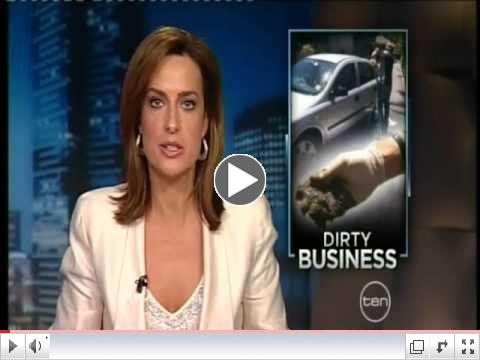 How to wash your car the right way. As seen on Channel Ten News Melbourne 09.12.11
