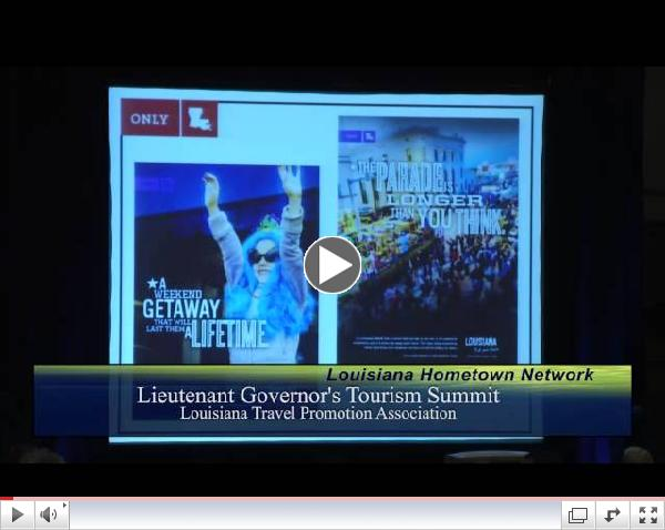 Lt. Governor's Tourism Summit 2014