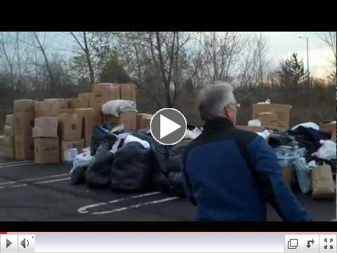 Chicagoland Rotary Clubs Help Hurricane Sandy Victims