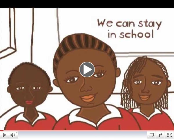 ZanaAfrica's PAD Project: My Story