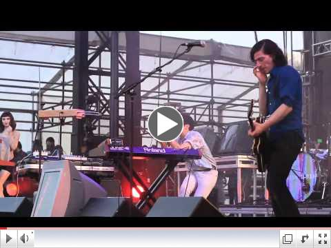 The Governors Ball - 2011 Recap video