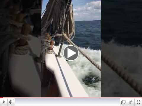 mid-August sailing