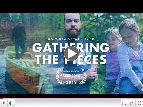 Ogichidaa Storytellers: Gathering the Pieces Video