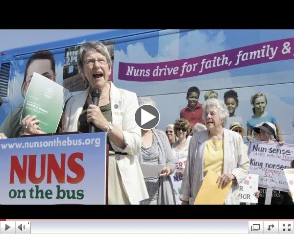 Sister Simone Campbell on Why 'Nuns on the Bus' Continues
