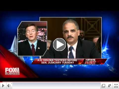 Should AG Eric Holder Resign Over 'Fast & Furious?'