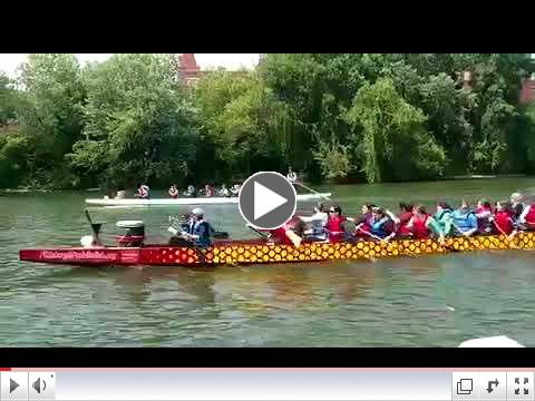 Dragon Boat Racing!