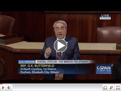 Click the image above to watch Congressman Butterfield advocate for the release of Wildin Acosta on the House Floor (June 9, 2016).