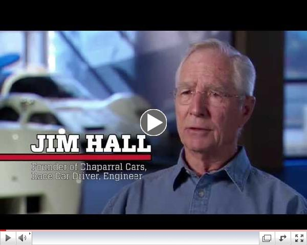 Dan Gurney Edison-Ford Medal Tribute Film