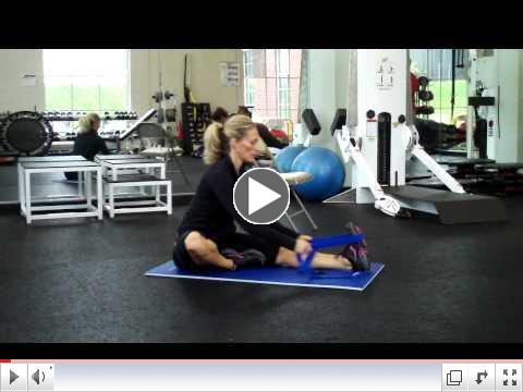 Fitness Pointe Lower Body Flexibility